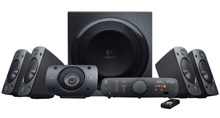 اسپیکر گیمینگ حرفه ای   Logitech Z906 Surround Speaker Dolby Digital DTS