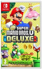 بازی New Super Mario Bros U Deluxe برای Nintendo Switch