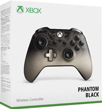 دسته Xbox one Wireless Controller Phantom Black Special Edition