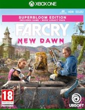 نسخه SUPERBLOOM EDITION بازی FAR CRY NEW DAWN یزای XONE