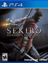 بازی Sekiro Shadows Die Twice برای PS4
