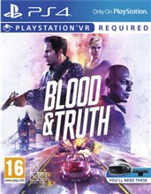 بازی Blood And Truth  PlayStation VR برای PS4