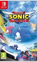 بازی Team Sonic Racing برای NINTENDO SWITCH
