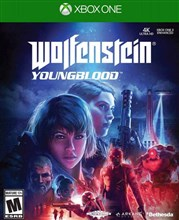 بازی Wolfenstein Youngblood برای XBOX ONE