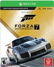 نسخه استیل بوک Forza Motorsport 7 Ultimate Edition Steel برای XONE