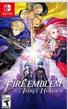 بازی Fire EmblemThree Houses برای Nintendo Switch