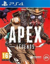 بازی Apex Legends Bloodhound Edition برای PS4