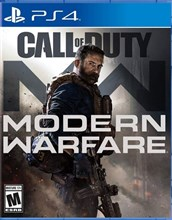 ریجن ALL بازی Call of Duty Modern Warfare برای PS4
