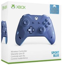 دسته بازی Xbox Wireless Controller Sport Blue Special Edition