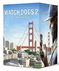 نسخه PS4  کالکتور Sanfransisco Edition بازی WATCH DOGS 2