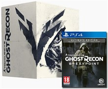 نسخه کالکتور Ghost Recon Breakpoint Wolves Collectors Edition برای PS4