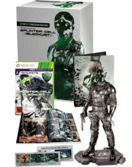 نسخه کالکتور  Splinter Cell Blacklist 5th Freedom Edition برای X360