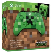 دسته بازی Microsoft Xbox Wireless Controller Minecraft Creeper
