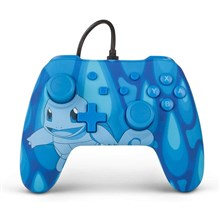 دسته بازی سوییچ PowerA Nintendo Switch Controller Torrent Squirtle Edition