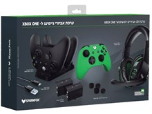 پکیج لوازم Sparkfox Xbox One Player Pack 6 in 1 GAME PACK