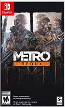 بازی Metro Redux Nintendo Switch