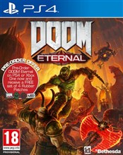 بازی Doom Eternal برای PS4